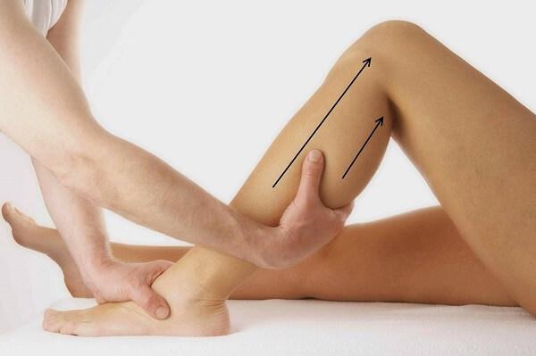 Gợi ý các cách massage bắp chân cực kỳ hữu ích